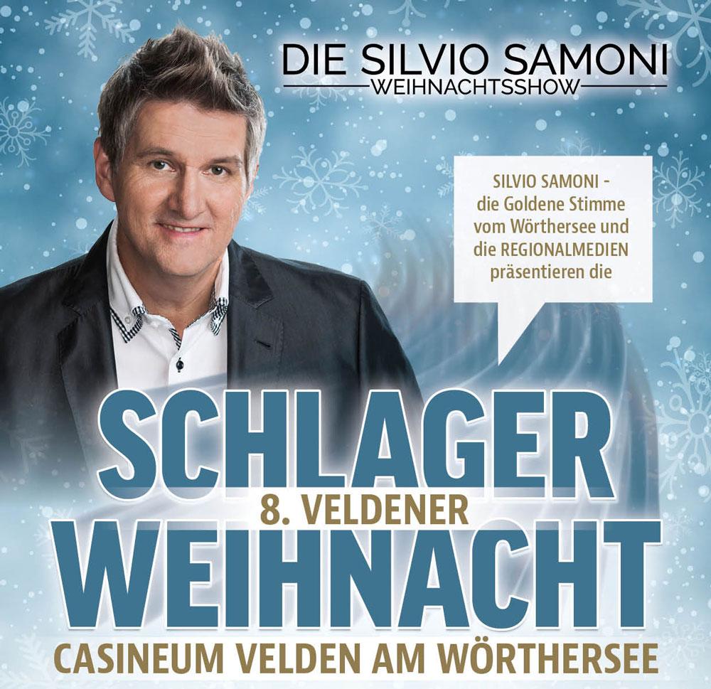 Die Silvio Samoni Weihnachtsshow