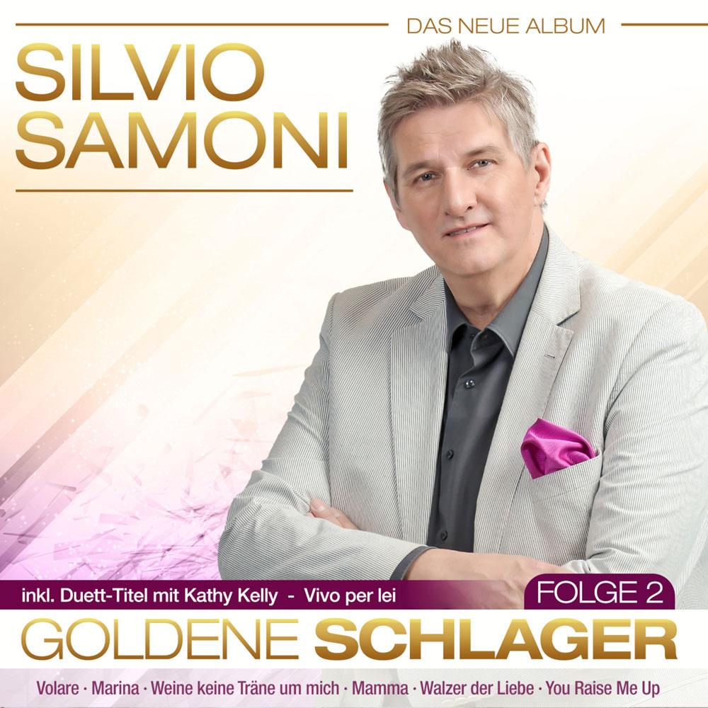 """""""Silvio Samoni""""  –  """"Goldene Schlager  –  Folge 2"""""""