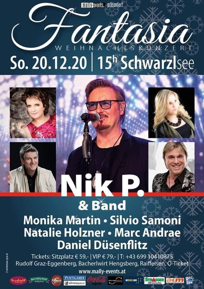 Fantasia Weihnachtskonzert – Schwarzlsee