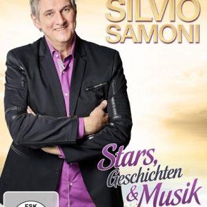 SILVIO SAMONI – Stars, Geschichten & Musik (DVD)